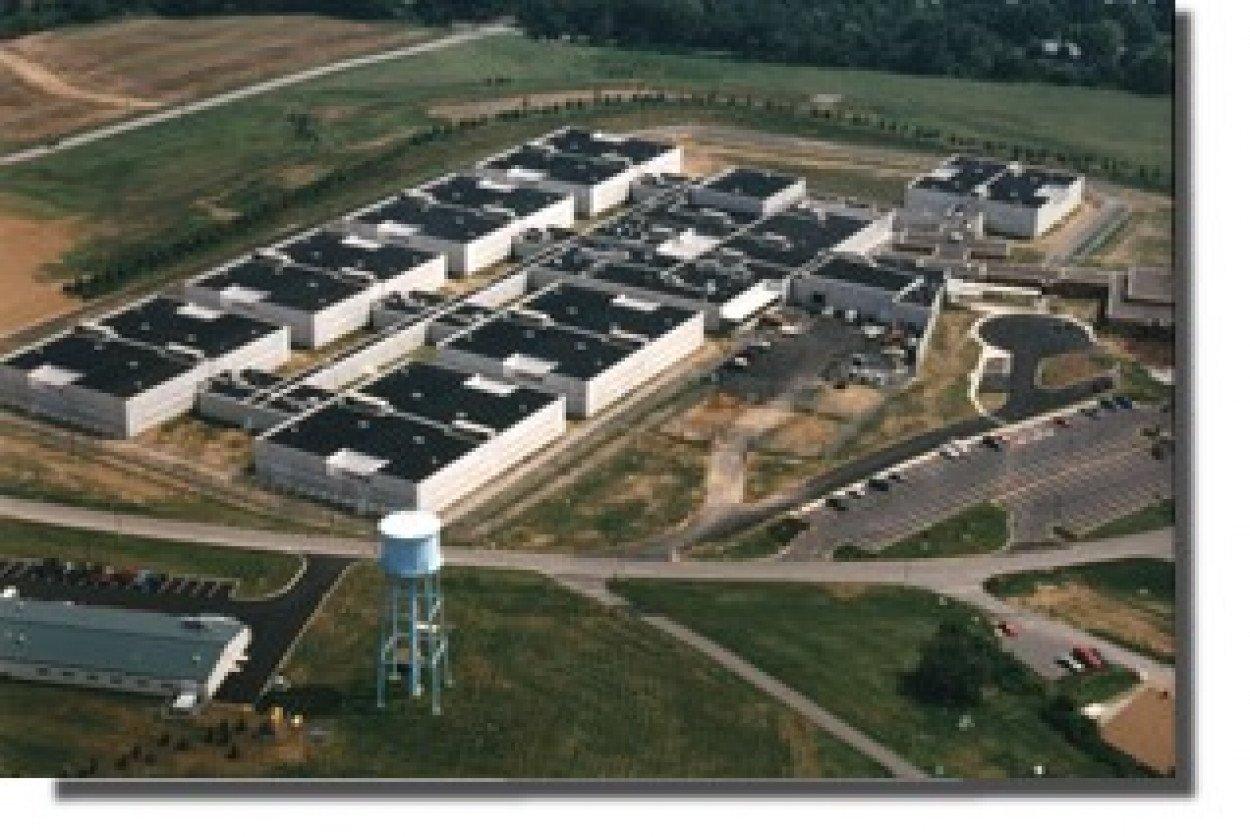 Delaware County Prison George W Hill Correctional Facility